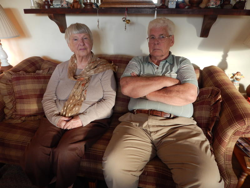 "Norm and Betty Jo Anderson have lived in Piketon since the mid-1950s, when Norm, aka ""Hard Head,"" started working at the Portsmouth Gaseous Diffusion Plant."