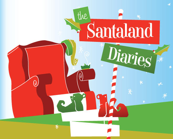 David sedaris santaland diaries essay