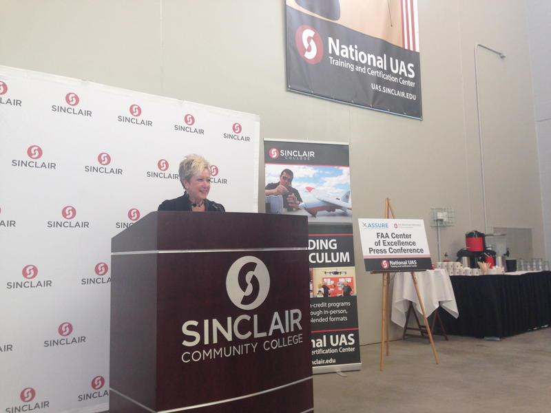 Deb Norris heads workforce development at Sinclair Community College