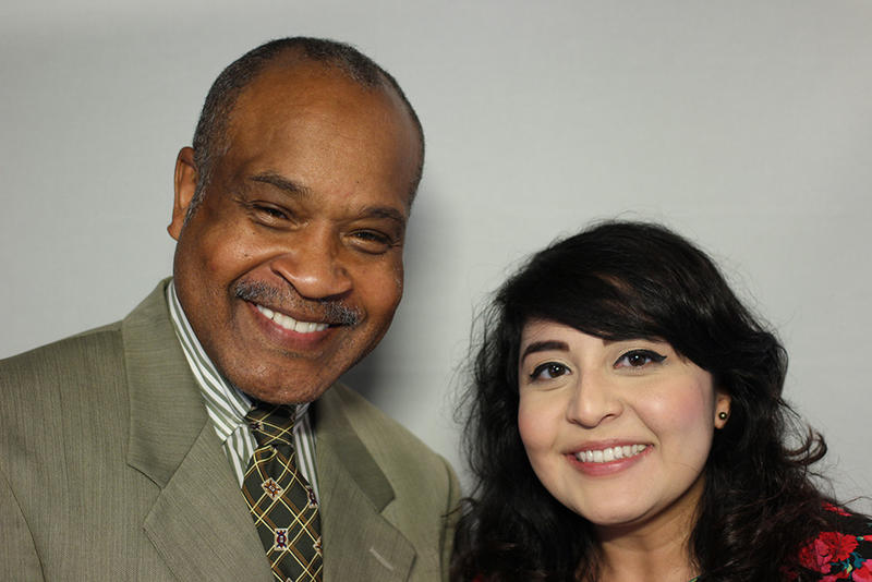 Anthony Whitmore and Mayra Sierra