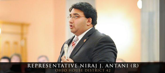 State Representative (42) Niraj Antani