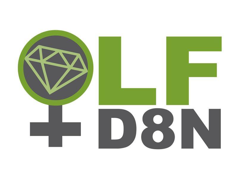 Ladyfest Dayton logo