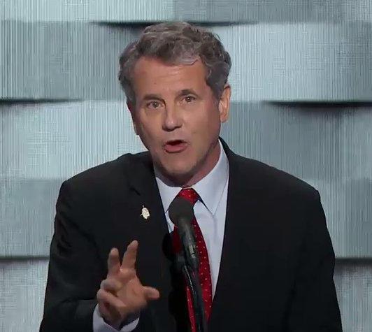 U.S. Sen. Sherrod Brown (D-OH)