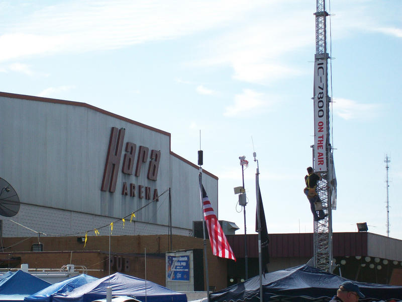 Hara Arena hosted many events over the years including Hamvention