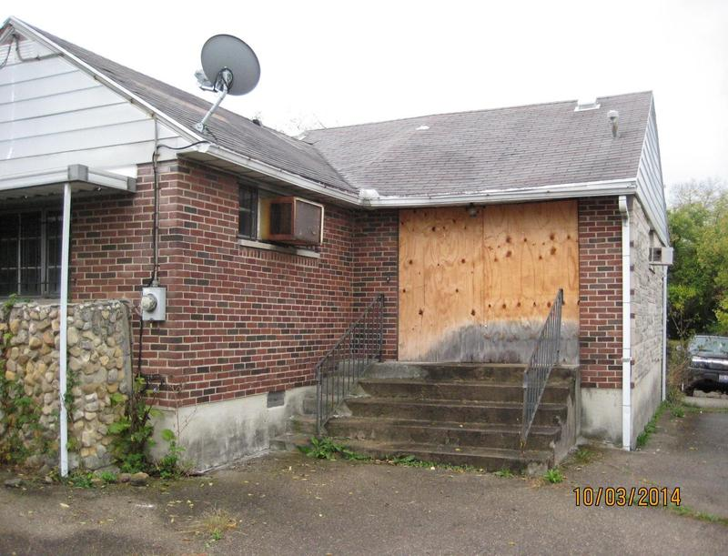 housing foreclosure blight property abandoned vacant home rehab real estate