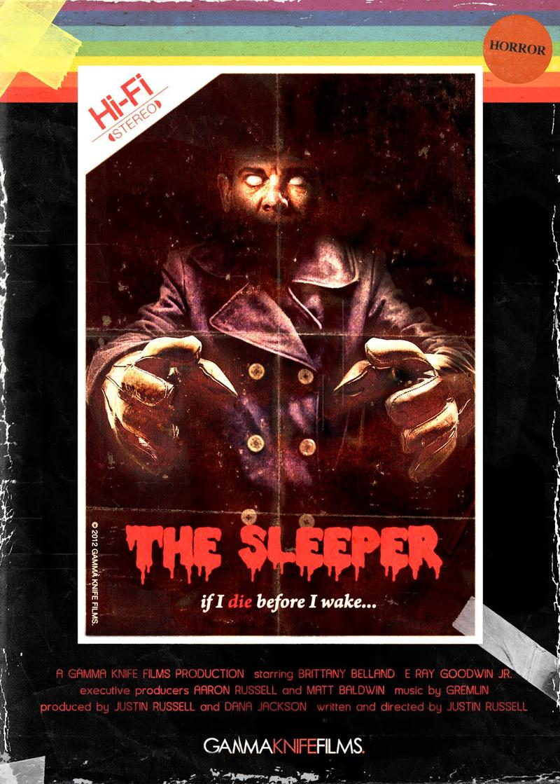 """The Sleeper"" on VHS"