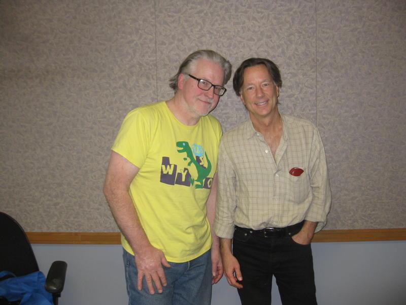Vick Mickunas and Brian Alexander