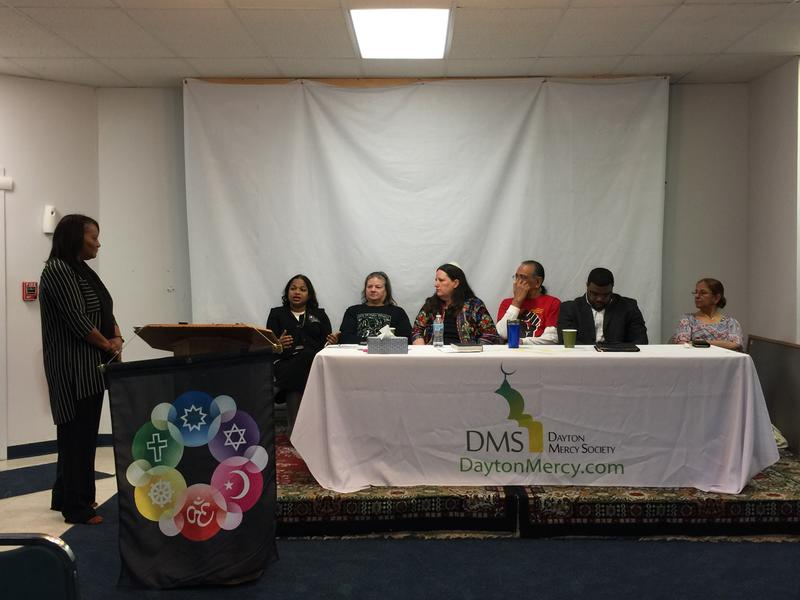Organizers from the Dayton group Interfaith for Change Wednesday said fears are escalating among many people, particularly minorities, in the Miami Valley after recent anti-semitic and racist incidents across the country.