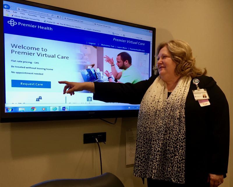 Premier Health health care telemedicine telehealth