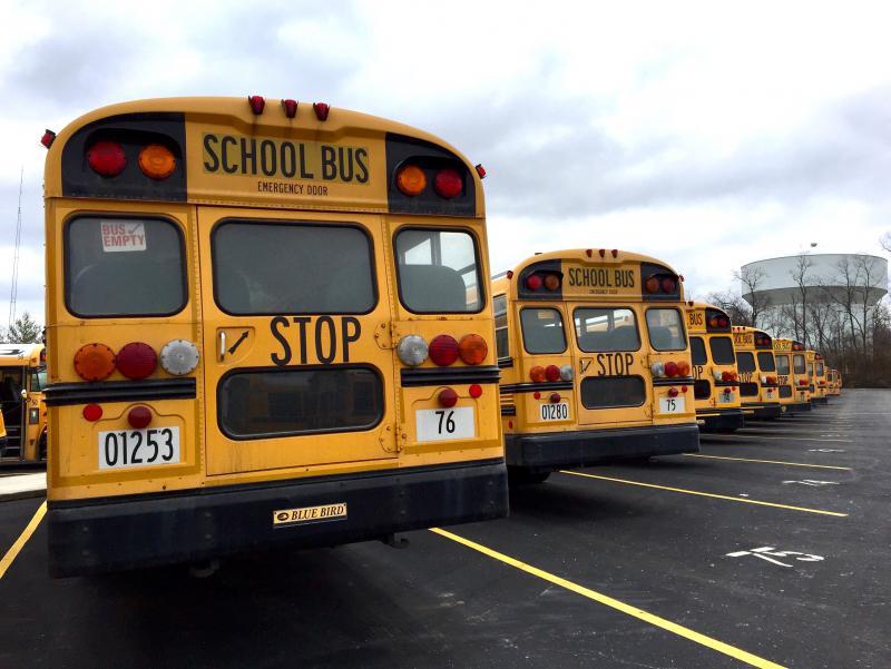 school schools education transportation bus buses DPS public schools transit children kids education