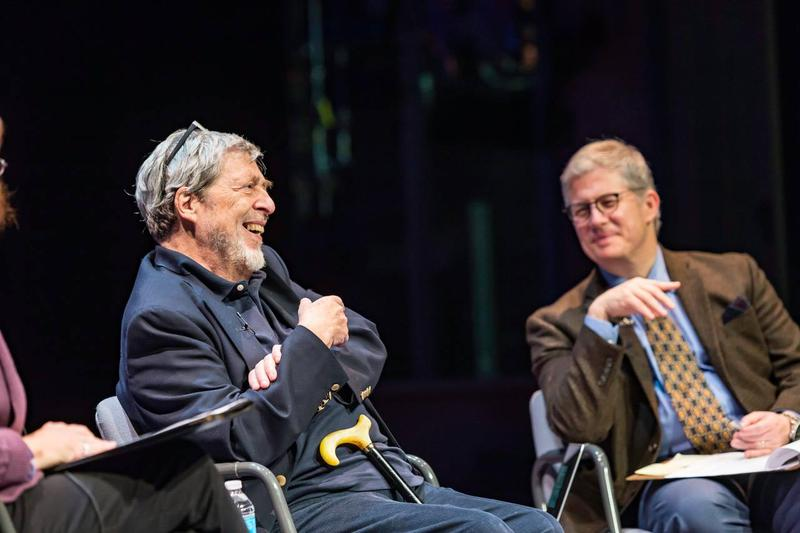 Tony Walton and Joe Deer recount Walton's storied theatre career
