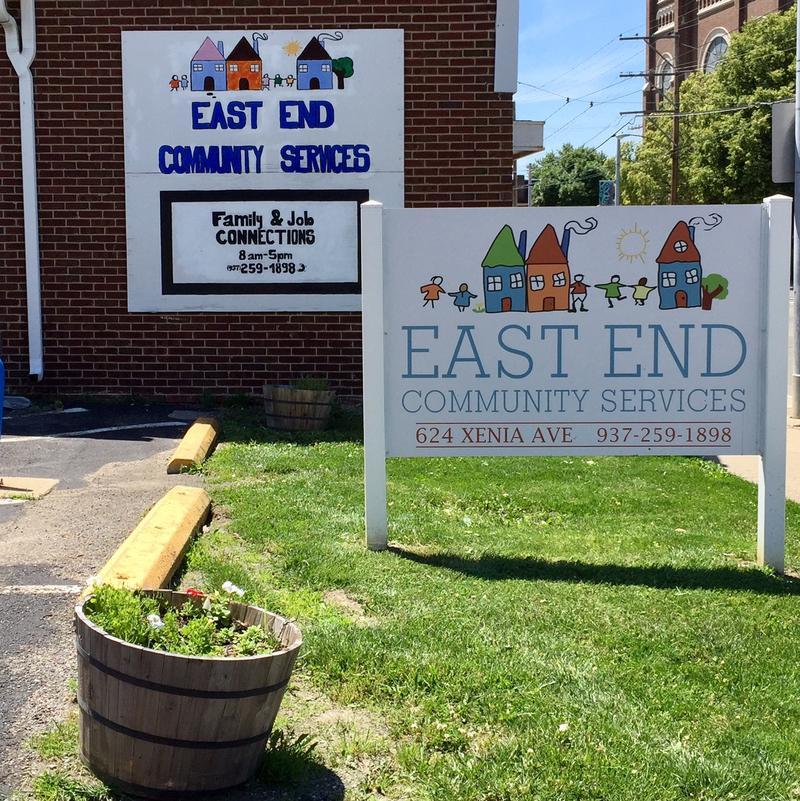 East End Community Services Center dayton addiction housing jobs employment assistance poverty opioids