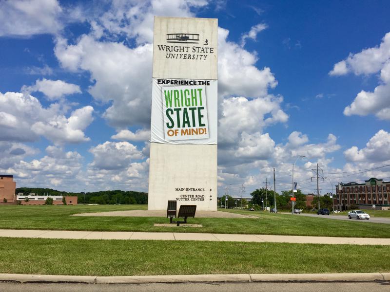 Wright State university WSU board of trustees debate nutter center fairborn
