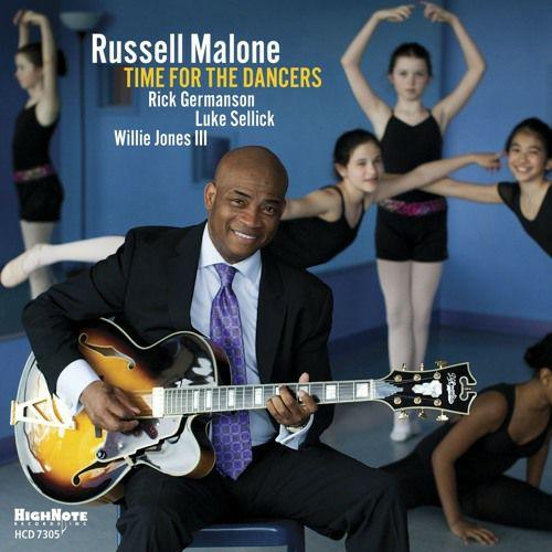 Time for the Dancers is the latest album from jazz guitarist Russell Malone