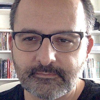 Alberto Cairo @albertocairo is the Knight Chair in Visual Journalism at the University of Miami. He's also director of the visualization program at UM's Center for Computational Science.