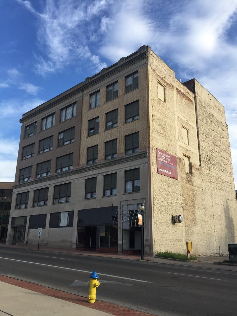 Owners of The McAdams Building in Downtown Springfield are applying for 2.5 million dollars in state historic tax credits to renovate the building and turn it into apartments and storefronts.