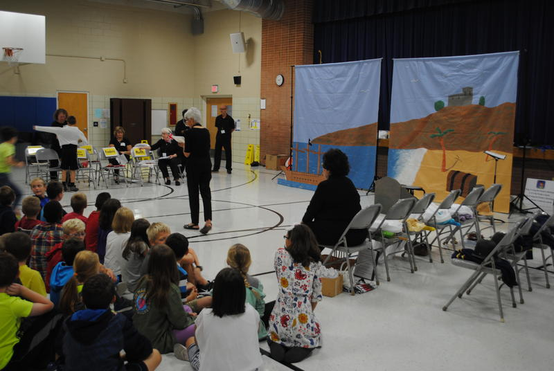 The Opera Guild of Dayton brings opera experiences to local schools