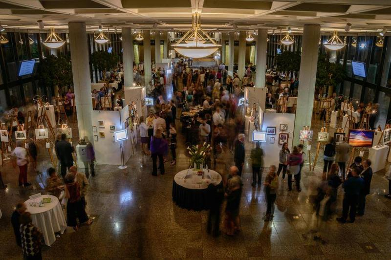 The 24th Annual DVAC Art Auction is Friday, April 27