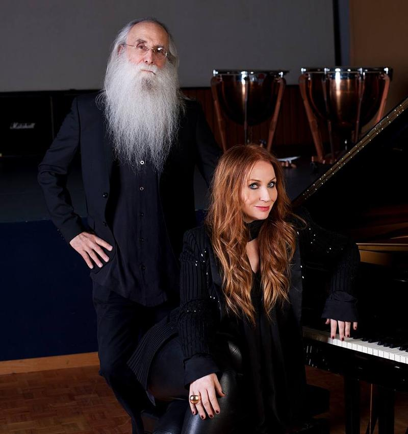 Leland Sklar and Judith Owen