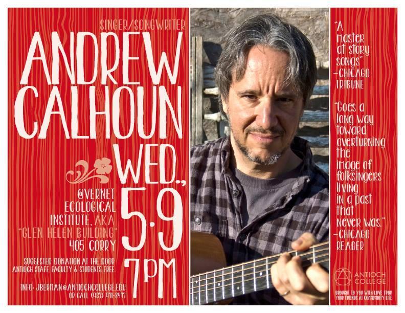 Andrew Calhoun