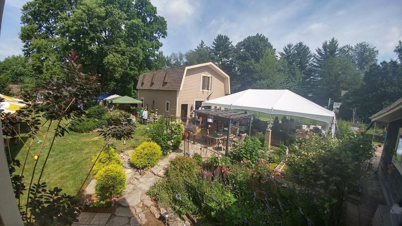 The DeWeese Ridgecrest Civic Association Garden Tour is Saturday, 10am to 5pm