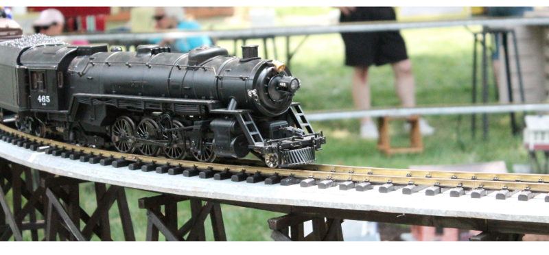 Dayton History's Rail Fest is a two day, family-friendly event.