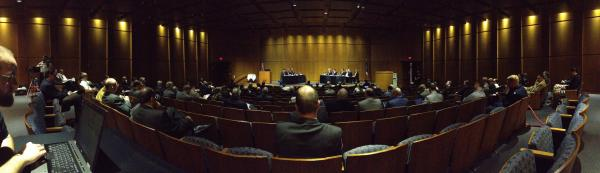 UAS Hearing at Sinclair Community College