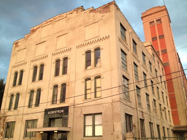 Springfield's Robertson Building