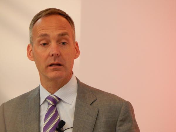 Jeff Hoagland, CEO of the Dayton Development Coalition,