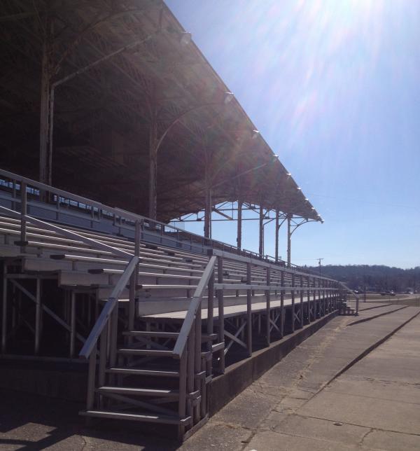 Montgomery County Fairgrounds Grandstands