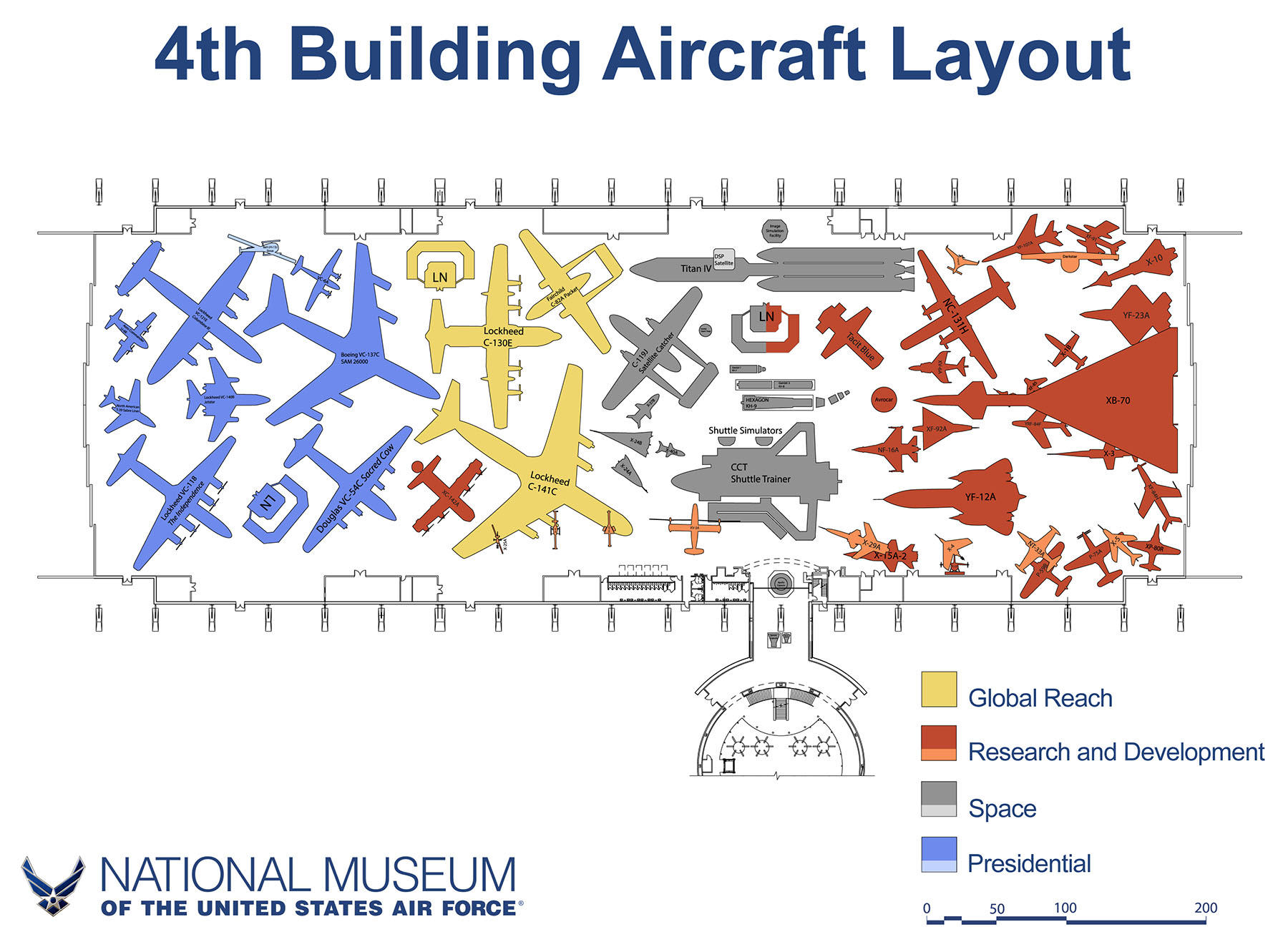 Air Force Museum Releases Plan For New Building WYSO - Air force museums in us