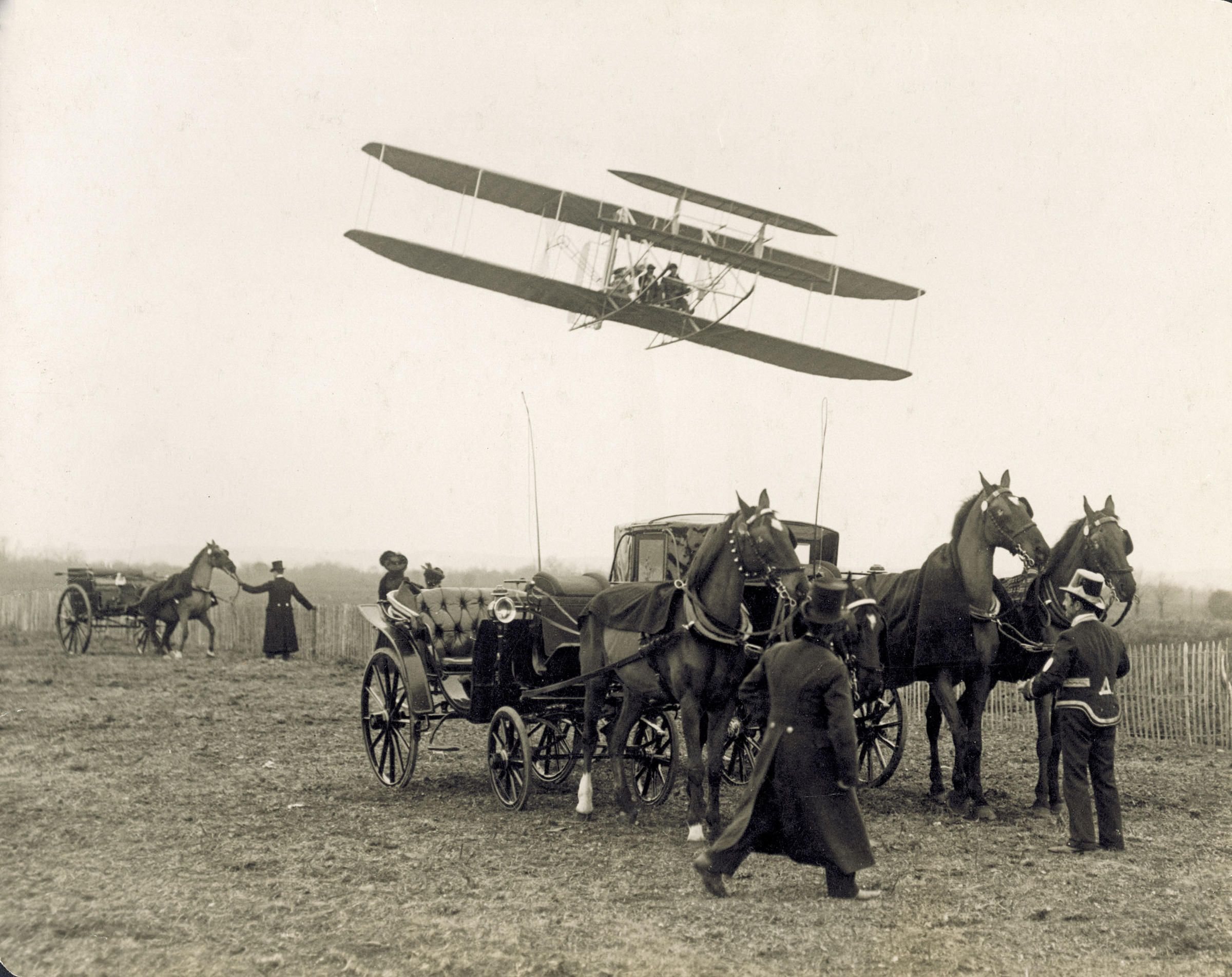 Wright Brothers Flight for wright brothers legacy archived at wright state university | wyso