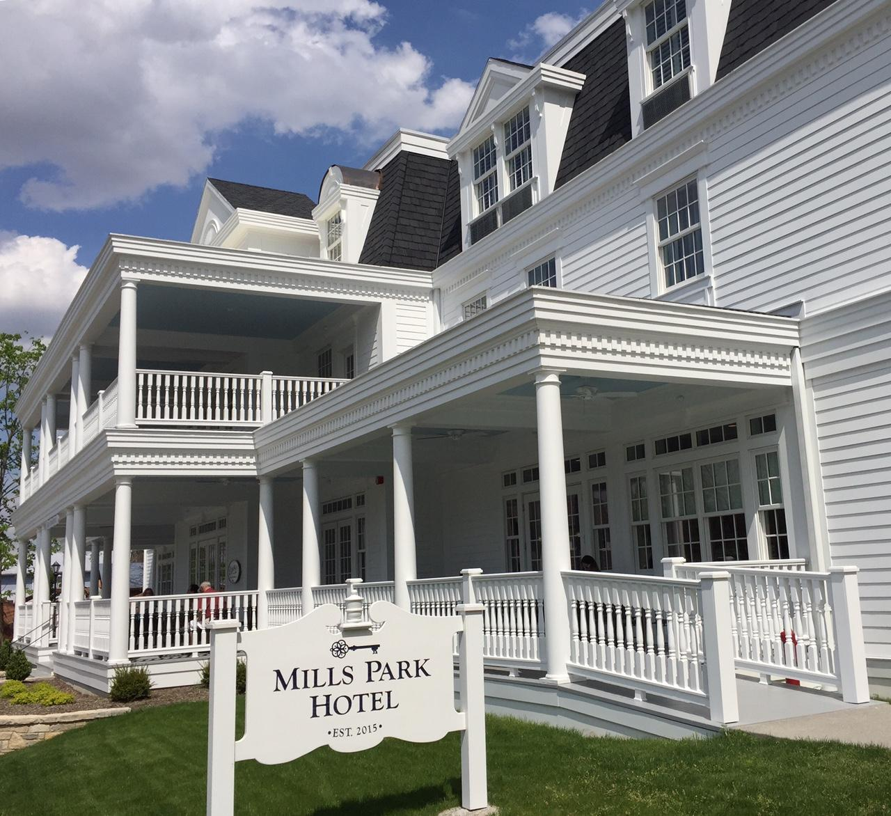 mills park hotel open in yellow springs - Yellow Hotel 2015