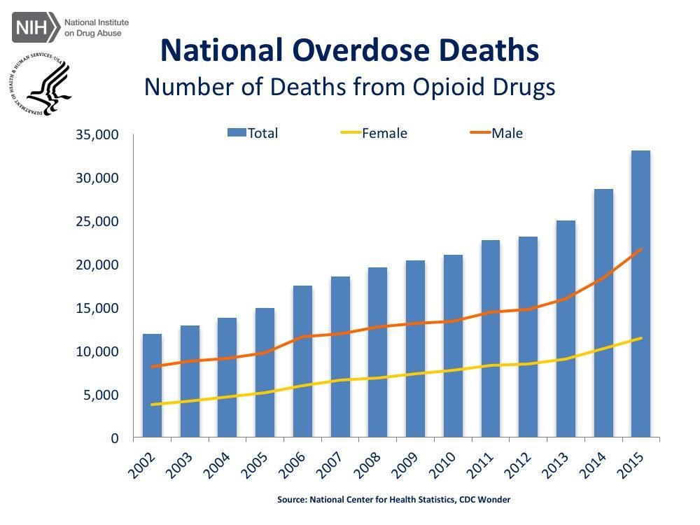 Feds Pledge $485 Million To Combat Opioid Crisis