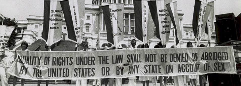 the equal rights amendment then and now wyso