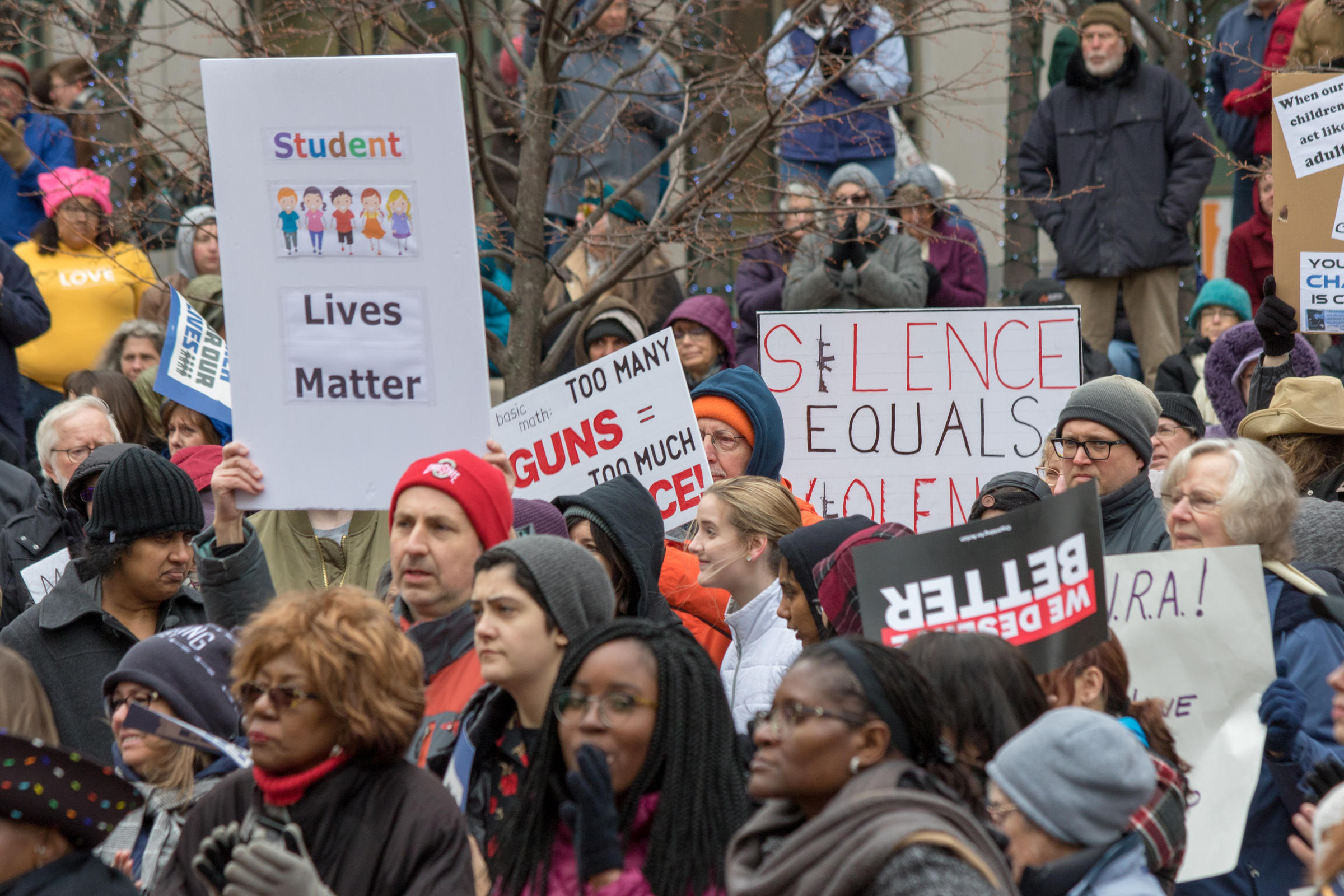 Canadian cities hold March for our Lives events