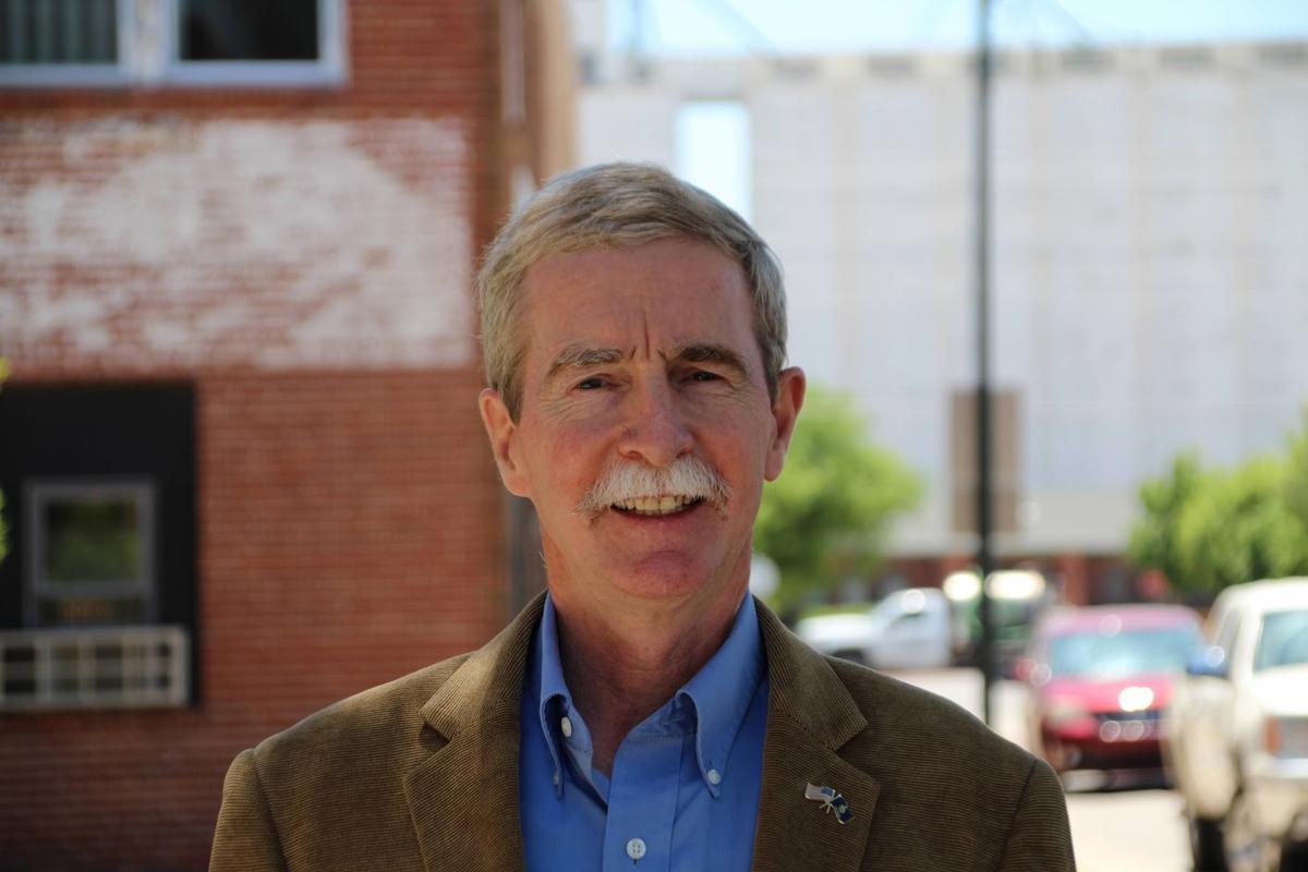 Bill Clifford. (Photo by Corinne Boyer, Kansas News Service)