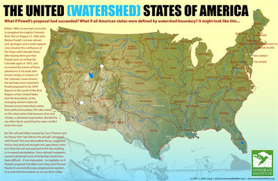 State Lines Would Be Much Different if Water and Topography ...