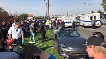Police Identify Porsche Driver Who Plowed Into Idaho Crowd