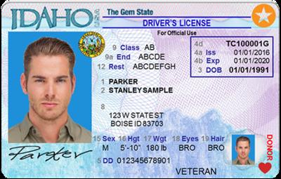 Idaho Transportation Officials Extend Driver's License