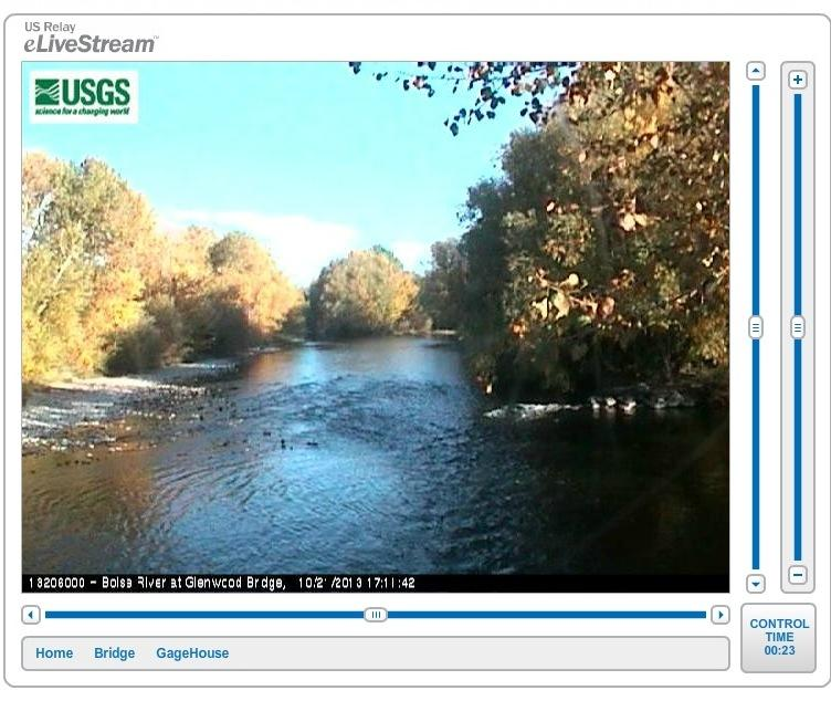 Interactive Boise River Web-Cam Losing Funding, Could Go