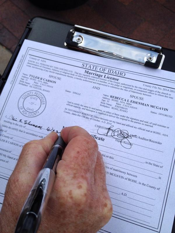 marriage licenses bannock county idaho