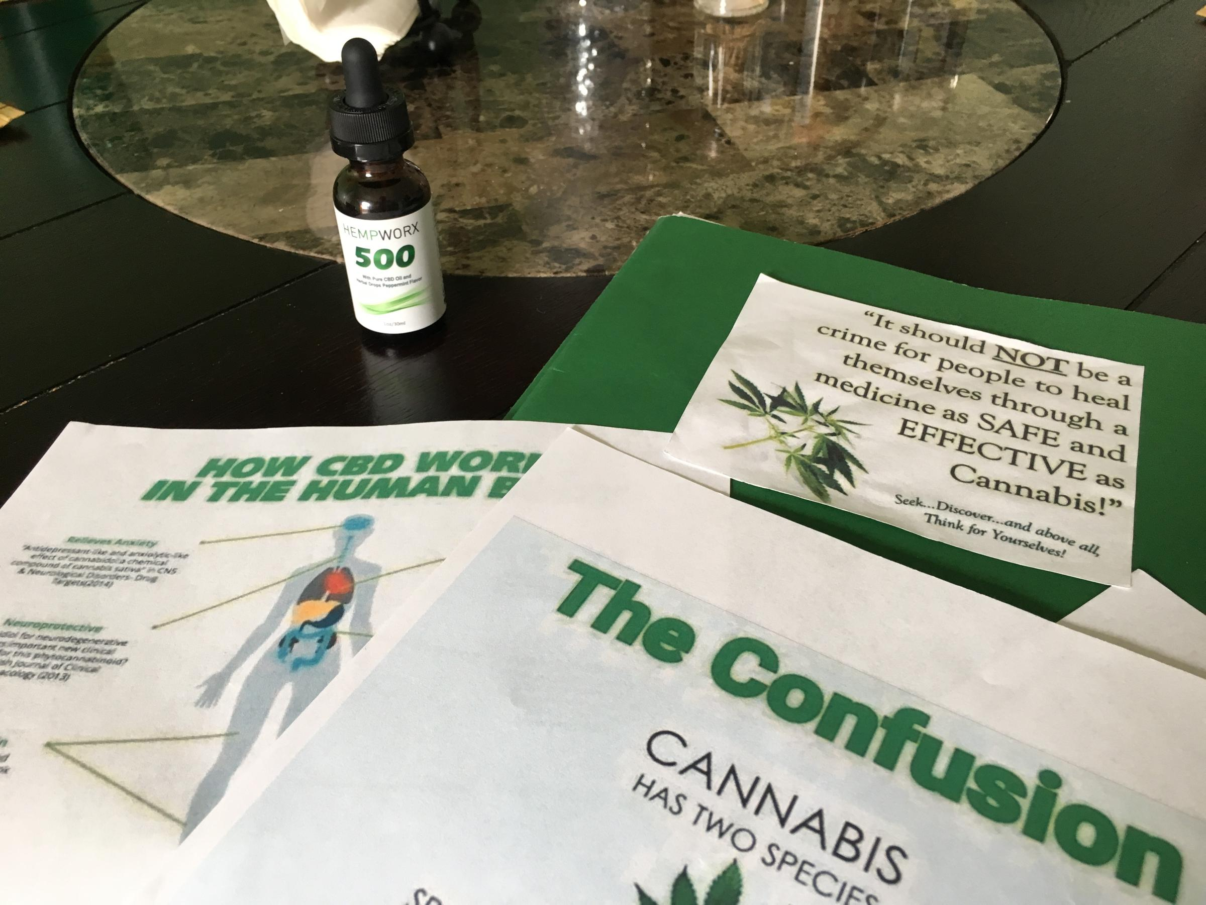The Workplace Is Still A Legal Gray Area For CBD Oil In Idaho
