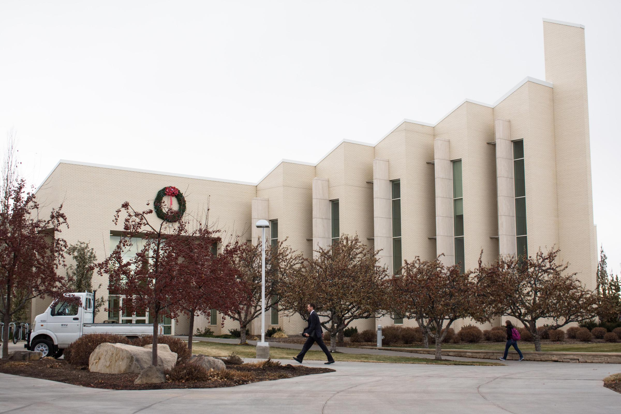 BYU-Idaho Students Are Anxious After School Freezes Out ...