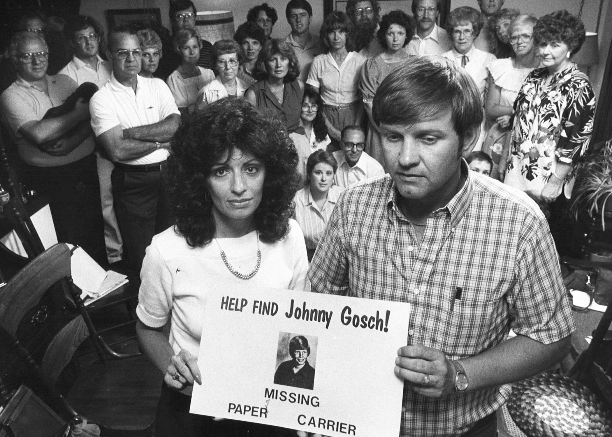 New Documentary Asks: Who Took Johnny Gosch?   Iowa Public Radio
