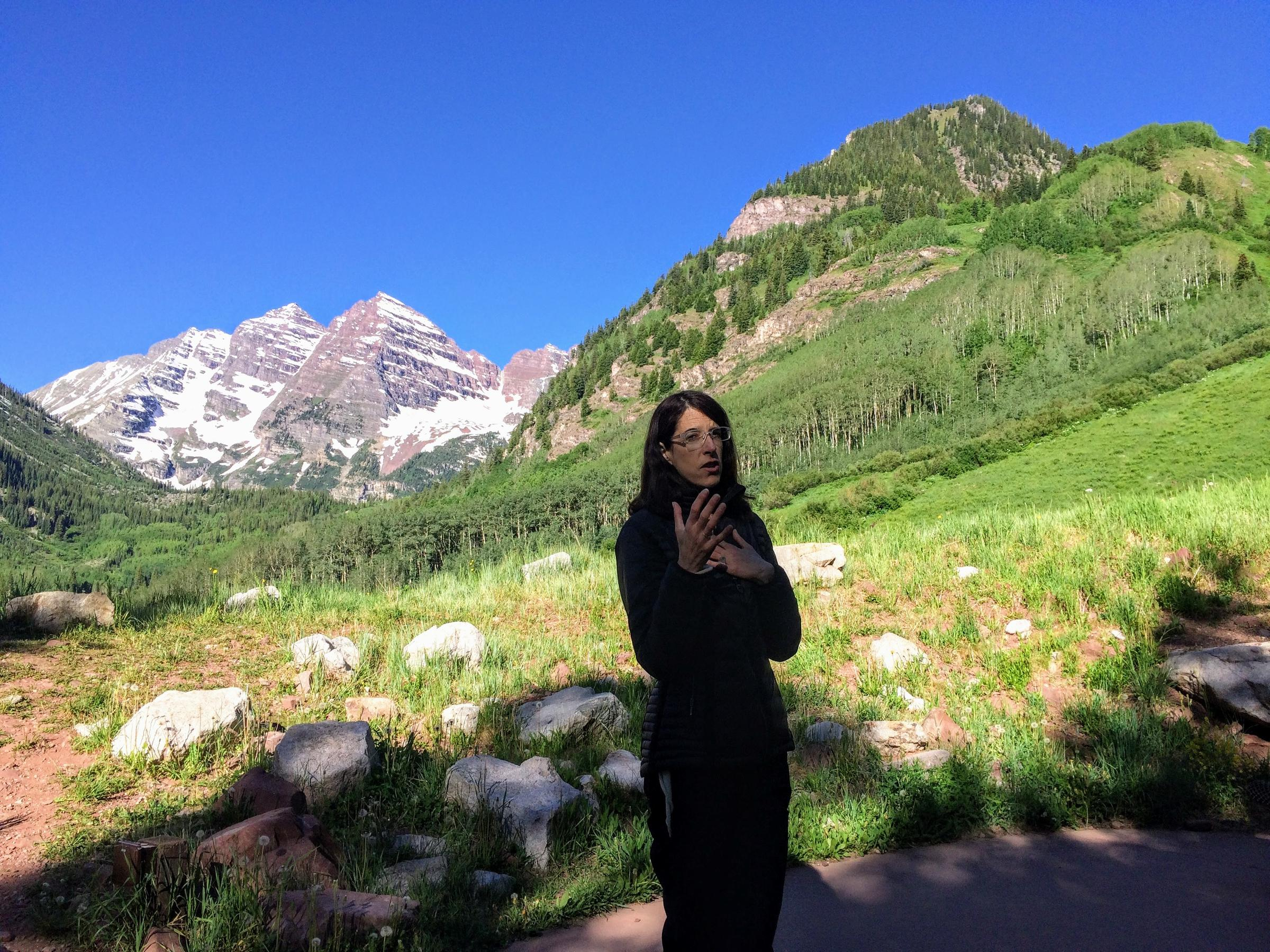 Maroon Bells Sees Another Record Number Of Visitors Aspen