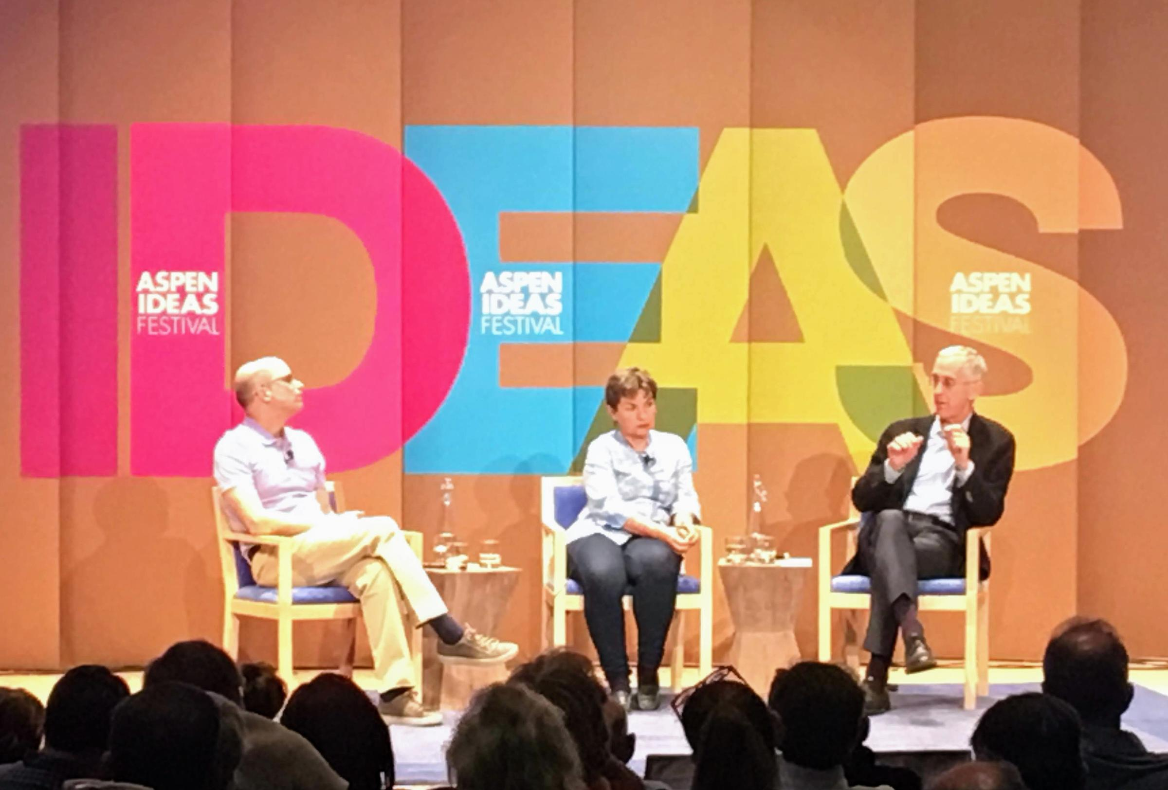 Aspen Jazz Festival 2020 Aspen Ideas Festival 2018: Leading On Climate | Aspen Public Radio