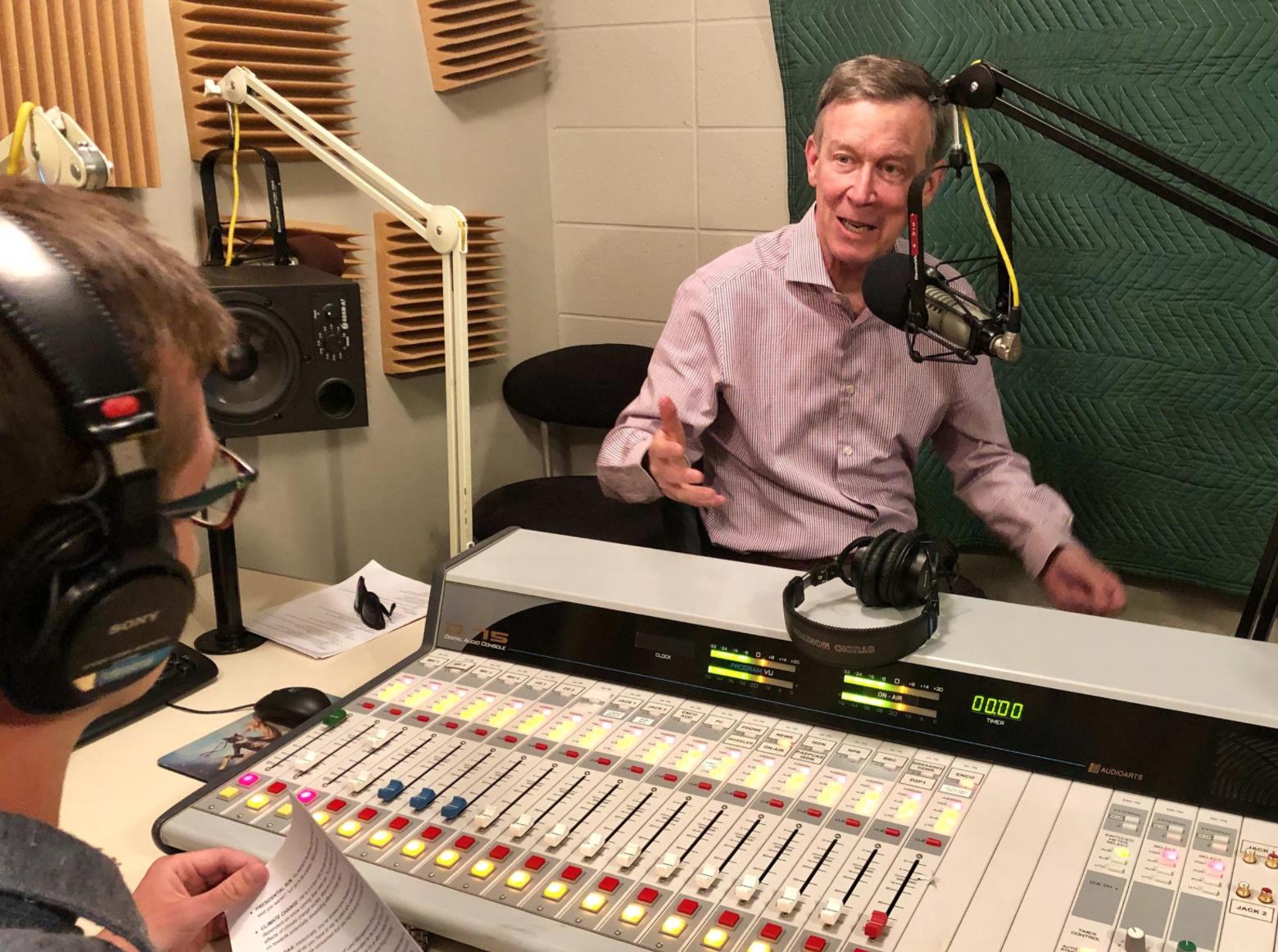Hickenlooper Overcomes Ethics Scandal to Win Colorado Senate Primary
