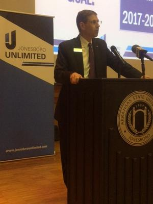 Jonesboro Unlimited: Goal to bring 5,000 high paying jobs to Jonesboro in 5 years