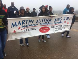 NEA in Motion:  15th Annual Craighead Co. MLK Day Celebration